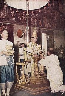 Coronations in Asia