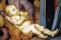 Biagio d'antonio tucci, madonna col bambino e un angelo, 1475 ca. 06.JPG