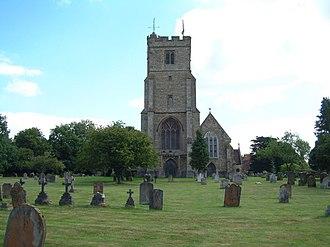 Biddenden Maids - Biddenden church