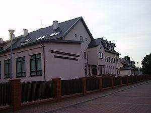 Biebrza National Park - Biebrza NP headquarters in Osowiec-Twierdza
