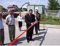 Bierutów otwarcie ulic Wodna, Witosa.jpg