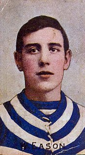 Bill Eason Australian rules footballer and coach