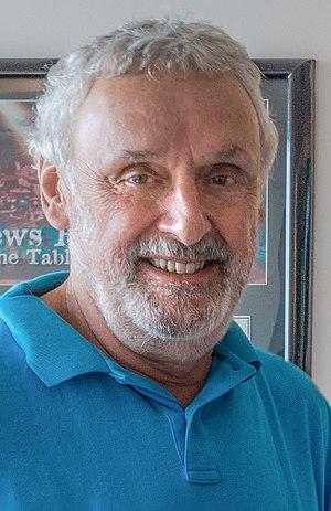 Bill Szymczyk - Image: Bill Szymczyk at Sterling Sound 2014 (cropped)