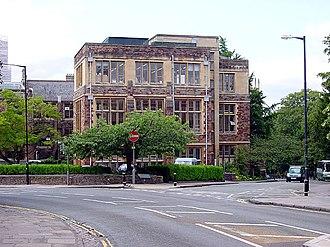 Fry Building - Image: Biology Department, University of Bristol geograph.org.uk 201495