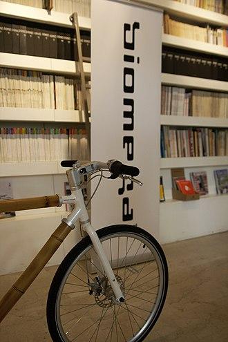 Biomega (bicycle company) - Biomega Bamboo bicycle