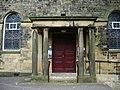 Birchley, St Mary's Catholic Church, Porch - geograph.org.uk - 574270.jpg