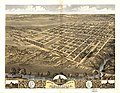 Bird's eye view of the city of Shelbyville, Shelby County, Illinois 1869. LOC 73693373.jpg