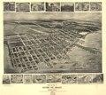 Birds eye view of Havre de Grace, Maryland 1907. LOC 75694538.tif