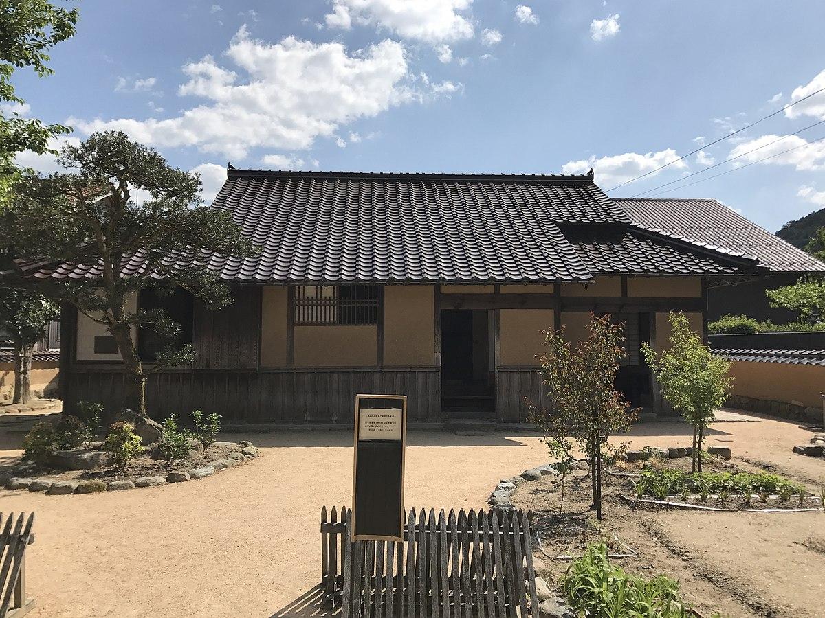 Birthplace of Mori Ogai 20170503.jpg