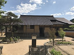 Birthplace of Mori Ogai 20170503
