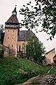 Biserica fortificată din Biertan curte interioara.jpg
