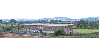 Bishopstown Stadium - Image: Bishopstown Stadium (cropped)