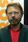 Björn Ulveaus at Gothenburg Book Fair 2007.