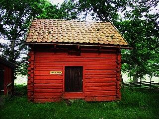 Björnlunda Place in Södermanland, Sweden