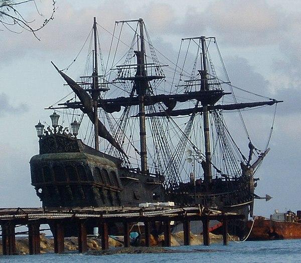 Perla Negra - Wikipedia, la enciclopedia libre
