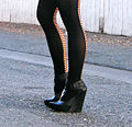 Black tights with lacing in the back - Close up.jpg