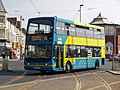 Blackpool Transport bus 324 (PN04 XDH), 17 April 2009 (2).jpg
