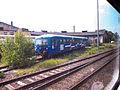 Blaue Mandaubahn VT 41 am Bahnhof in Zittau.jpg