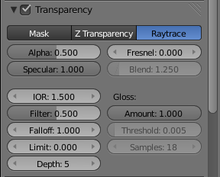 Blender267BasicRayTraceMaterialTransparencySettings.png