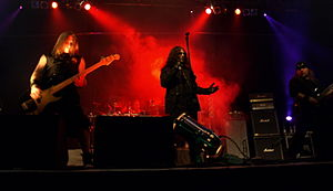 Blitzkrieg (heavy metal band) - Image: Blitzkrieg Jalometalli 2008 13