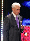 Photo of Bob Barker at WWE live in 2009.