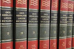 encyclopedie nederlandse taal