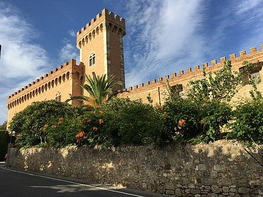 Bolgheri Castello