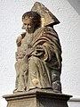 Bollschweil, Dreifaltigkeitssäule (Säulenkrone).jpg