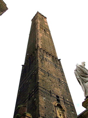 Giovanni Battista Guglielmini - Torre degli Asinelli, Bologne