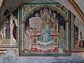 Bolzano, Chiesa dei Domenicani, frescos in the cloister 004.JPG