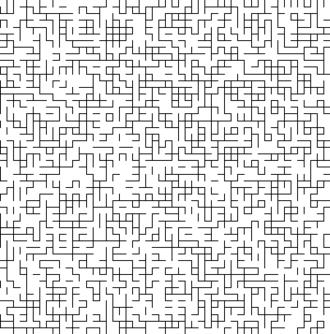 Percolation theory - Image: Bond percolation p 51