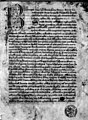 Bonifacius – Liber sextus Bonifacii VIII, 1301-1325, manuscript – BEIC 14731941.jpg