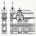 Bonn Doppelvilla Balg Halbvilla Huyssen Seitenfront Turm 1898.jpg