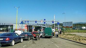Uzhhorod (border checkpoint)