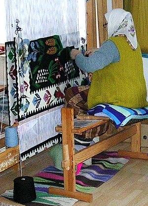 Bosfam - Bosfam weaver