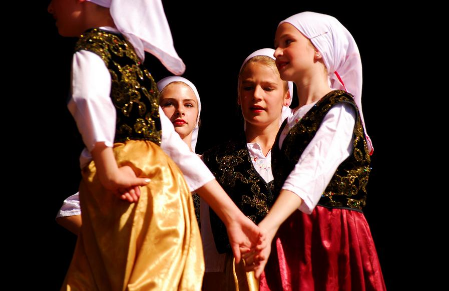 Bosnian dance