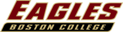 Boston College Eagles ice hockey athletic logo