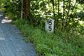Bottwartalbahn Steinheim km-Stein 20070804.jpg