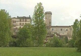 Château de Bourdeilles Castle in France