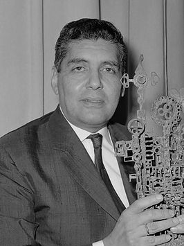 Boy Edgar in 1964