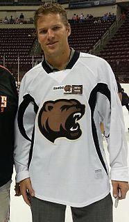 Boyd Kane Canadian ice hockey player