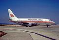 Braathens S.A.F.E. Boeing 737-205; N890FS, May 1990 AXY (5669711536).jpg