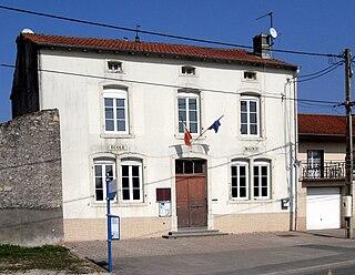 Bralleville Commune in Grand Est, France