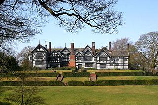 Bramhall Human settlement in England