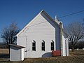 Branch Mountain United Methodist Church Three Churches WV 2009 02 01 05.jpg