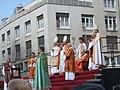 Bratislavské korunovačné slávnosti 2010 - Cirkevní hodnostári.jpg