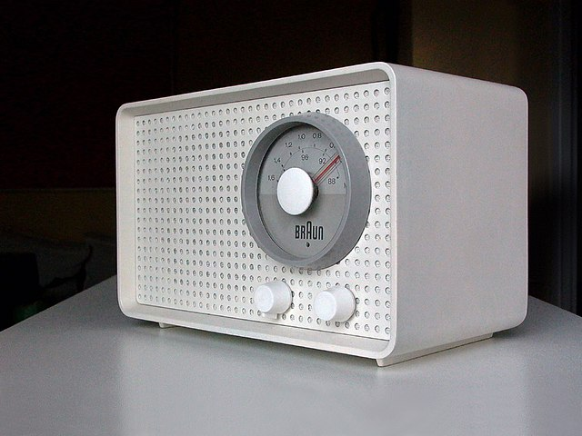 Beliebt Küchenradio mit Wurfantenne Empfang verbessern, Radio / Rundfunk EQ13