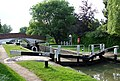 Braunston Top Lock, No 6, Northamptonshire - geograph.org.uk - 870792.jpg