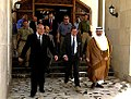 Bremer leaves after Iraqi Sovereignty Transfer, 2004 June 28.jpg