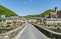 Bridge over Lot River in Estaing 06.jpg